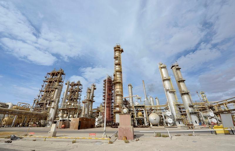 إنتاج ليبيا النفطي يرتفع
