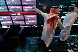 السوق السعودي يتباين ويحاول التماسك