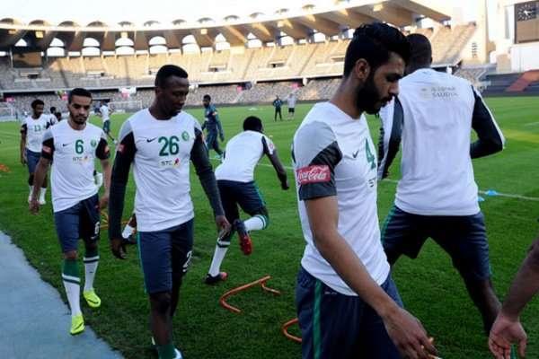 المنتخب السعودي يواجه منتخب سلوفينيا
