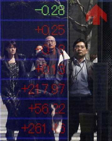 للاسهم اليابانية يتراجع مستوى اغلاق